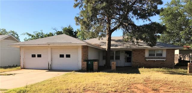 Photo of 3518 S Oxford Drive  San Angelo  TX