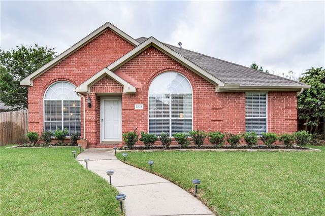 Photo of 2324 Wooten Place  Plano  TX