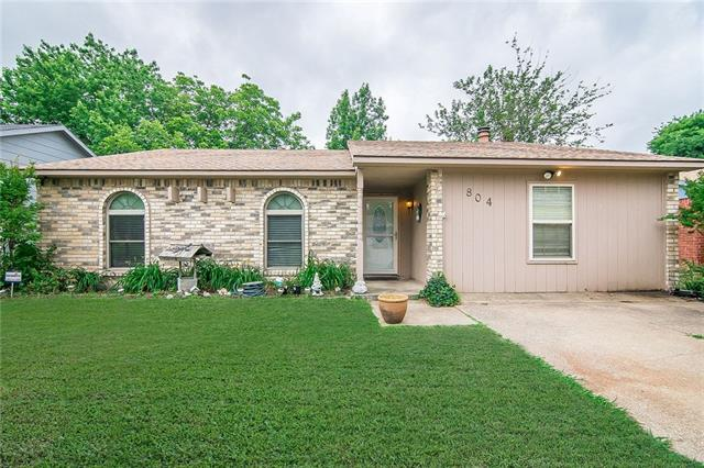 Photo of 804 Rolling Ridge Drive  Allen  TX
