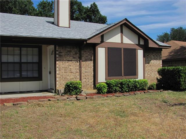 Photo of 808 Midcreek Drive  Euless  TX