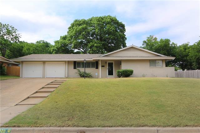 Photo of 8020 Pinewood Drive  Benbrook  TX
