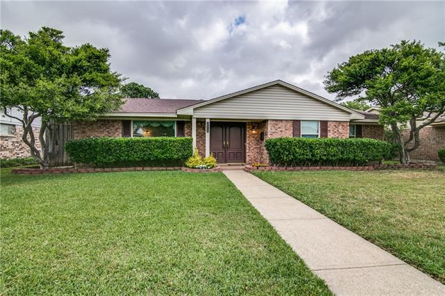 Photo of 3313 O Henry Drive  Garland  TX