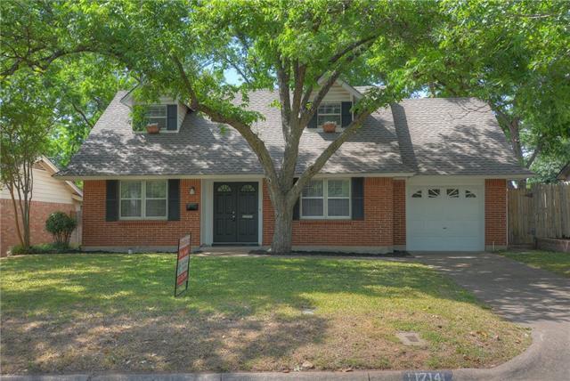 Photo of 1714 Foster Drive  Arlington  TX