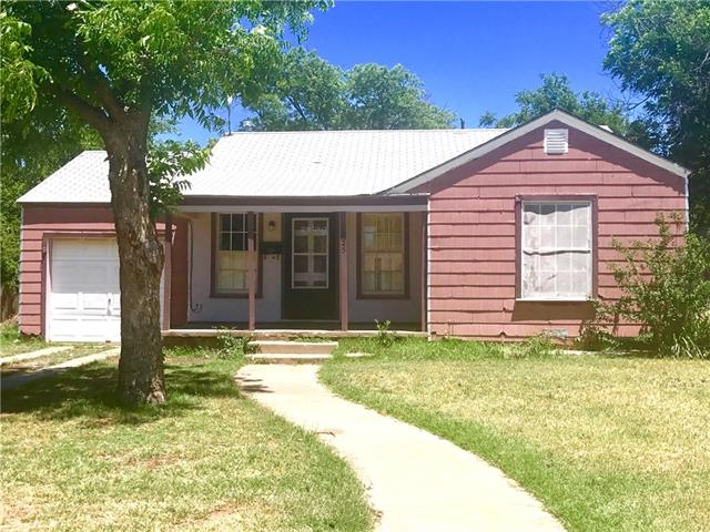 Photo of 1625 Matador Street  Abilene  TX