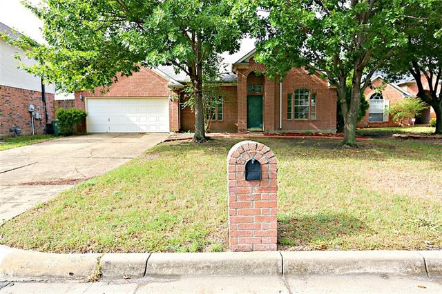 Photo of 1202 Dorset Court  Arlington  TX