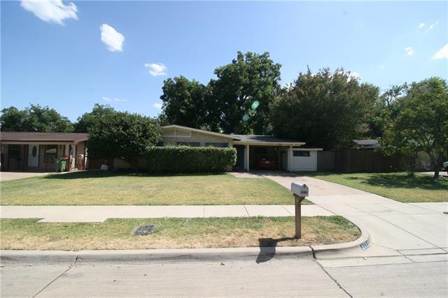 Photo of 2112 Reever Street  Arlington  TX