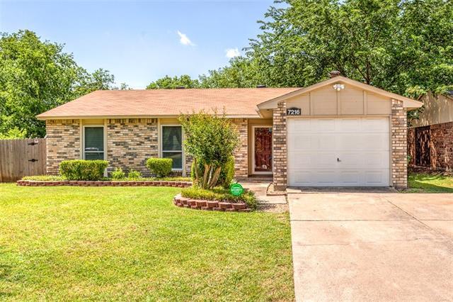 Photo of 7216 Harwick Lane  North Richland Hills  TX