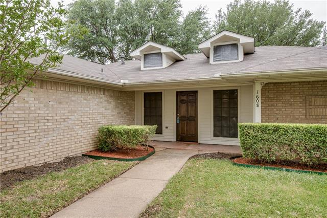 Photo of 1608 Highpoint Drive  Lewisville  TX