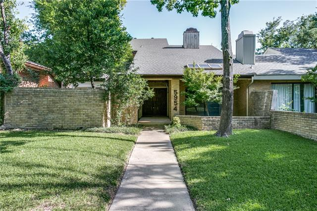 Photo of 5954 Glen Heather Drive  Dallas  TX