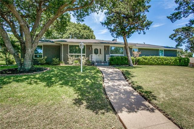 Photo of 1617 Russell Glen Lane  Dallas  TX