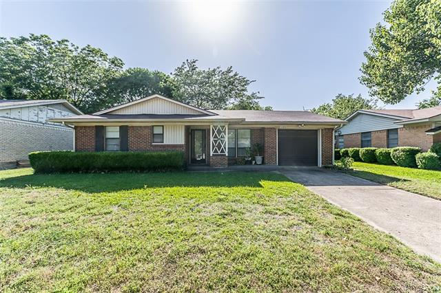 Photo of 1205 Hillcrest Drive  Garland  TX