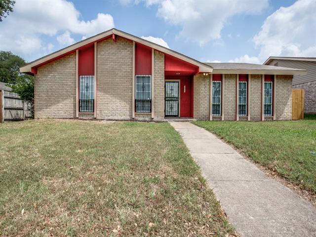 Photo of 3013 Ridgemoor Drive  Garland  TX