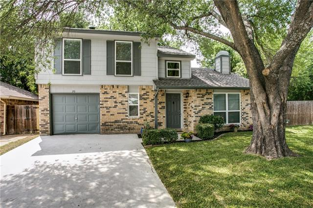 Photo of 20 Crockett Court  Allen  TX