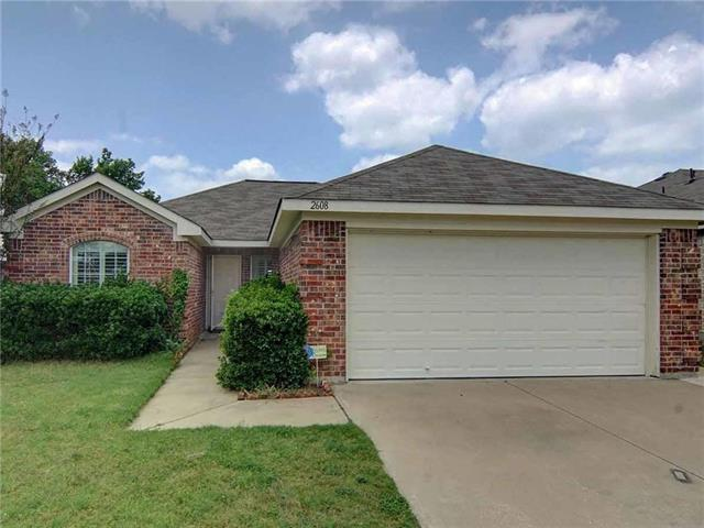 Photo of 2608 Wakecrest Drive  Fort Worth  TX