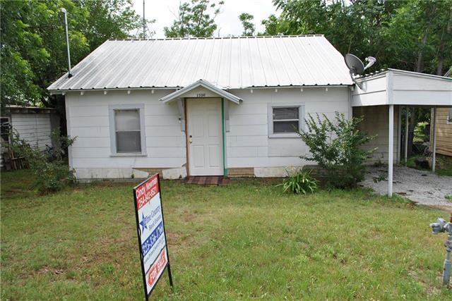 Photo of 1106 N Austin Street  Comanche  TX