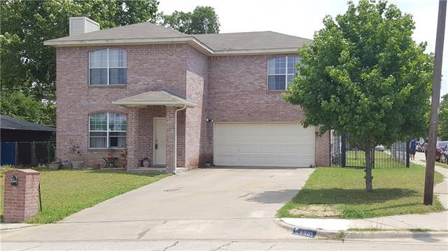 Photo of 2501 Graham Street  Grand Prairie  TX