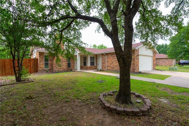 Photo of 2736 Mistywood Lane  Denton  TX