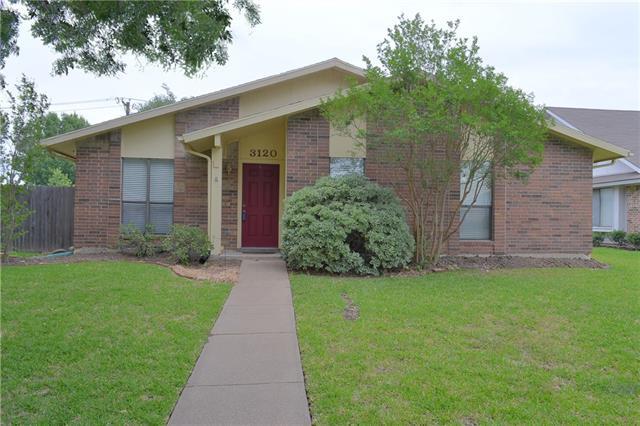 Photo of 3120 Mayfair Drive  Carrollton  TX