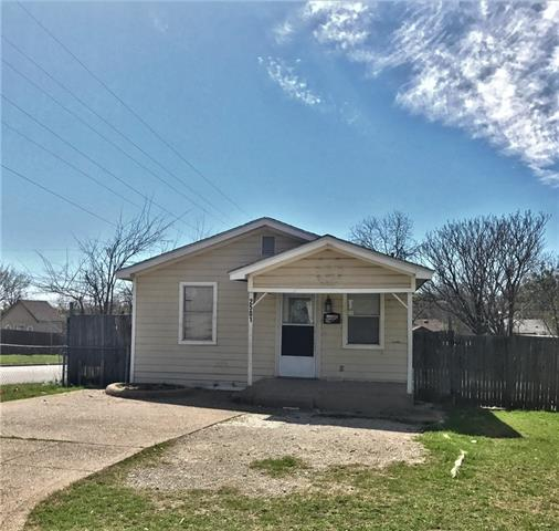 Photo of 2501 26th Street  Fort Worth  TX
