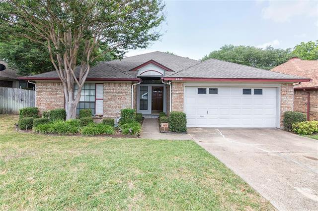 Photo of 6843 Cedar Shadow Drive  Dallas  TX