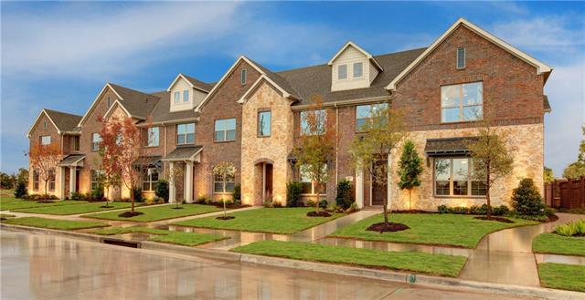 Townhome property for sale at 2309 Jameson Lane, McKinney Texas 75070
