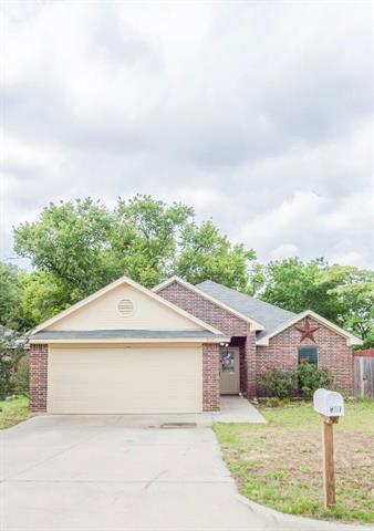 Photo of 807 E 1st Street  Weatherford  TX