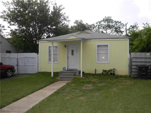 Photo of 1836 Portland Avenue  Fort Worth  TX