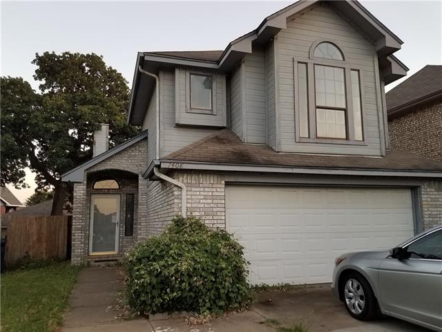 Photo of 7408 Arbor Park Drive  Fort Worth  TX