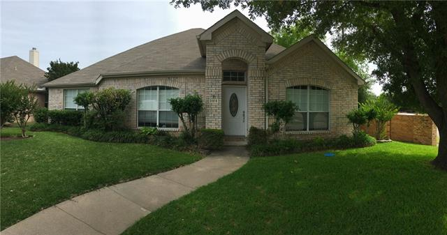 Photo of 3916 Rolling Hills Drive  Plano  TX