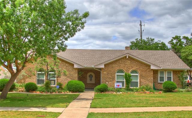 1417 Northridge Drive, Carrollton in Dallas County, TX 75006 Home for Sale