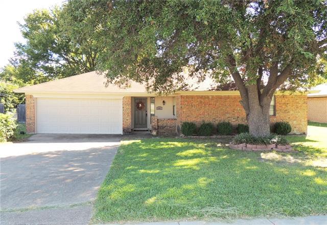 Photo of 1023 Bryant Street  Benbrook  TX