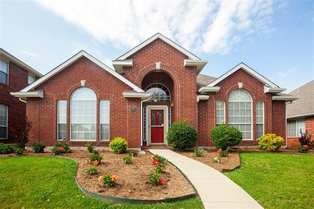 1701 Bennington Drive, Carrollton in Dallas County, TX 75007 Home for Sale