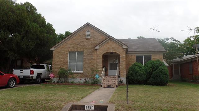 Photo of 3310 Brooklyndell Avenue  Dallas  TX