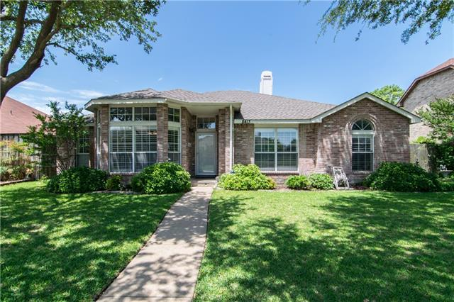 Photo of 8413 Brentwood Street  Rowlett  TX