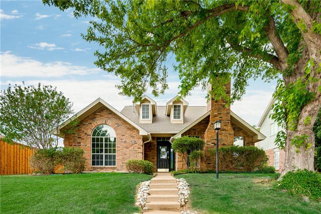 1414 Dudley Drive, Carrollton in Denton County, TX 75007 Home for Sale