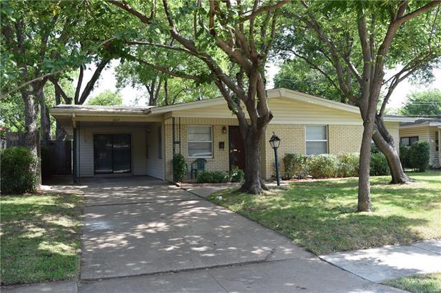 Photo of 1607 Meadowbrook Lane  Irving  TX