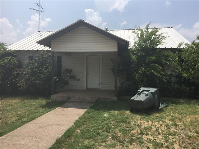 Photo of 1226 Matador Street  Abilene  TX