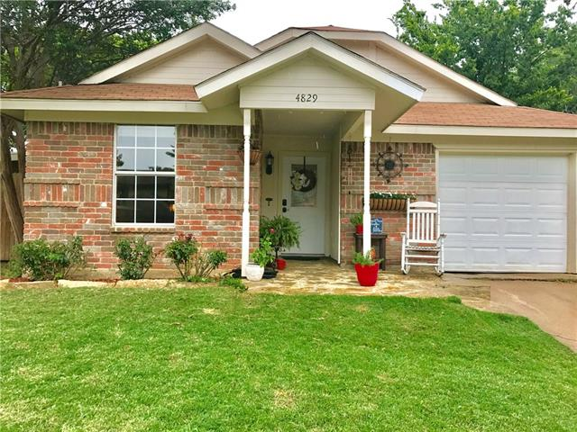 Photo of 4829 Thistledown Drive  Fort Worth  TX