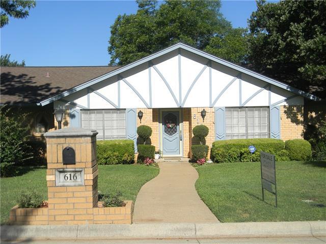 Photo of 616 Raintree Court  Arlington  TX