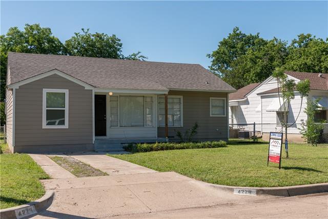 Photo of 4229 Valentine Street  Fort Worth  TX