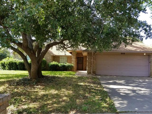 Photo of 808 Forestcrest Court  Euless  TX