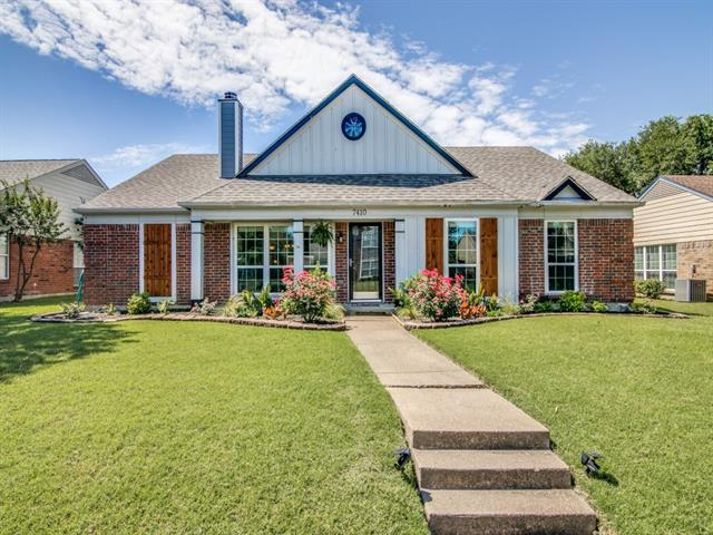 Photo of 7410 Atlantic Drive  Rowlett  TX