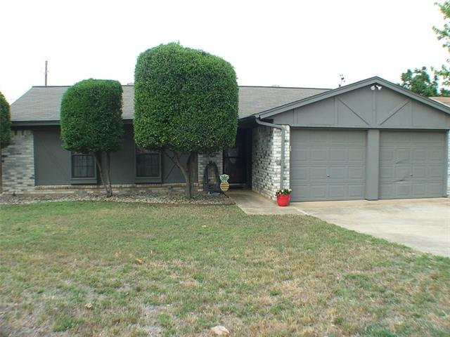 Photo of 417 Tims Road  Crowley  TX