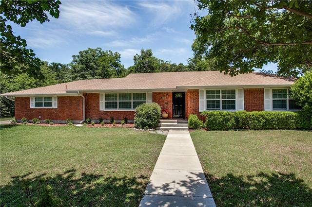 Photo of 6615 Trammel Drive  Dallas  TX