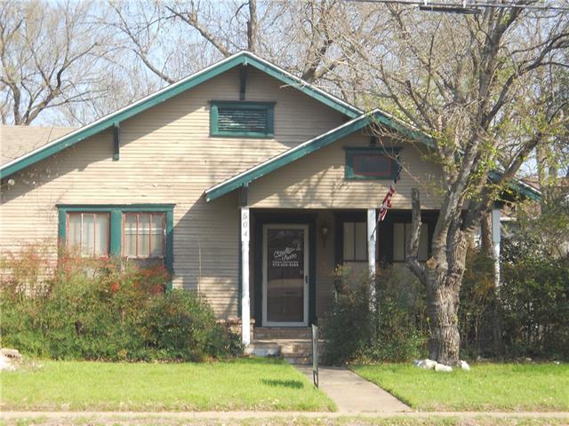 Photo of 504 N Rockwall Avenue  Terrell  TX