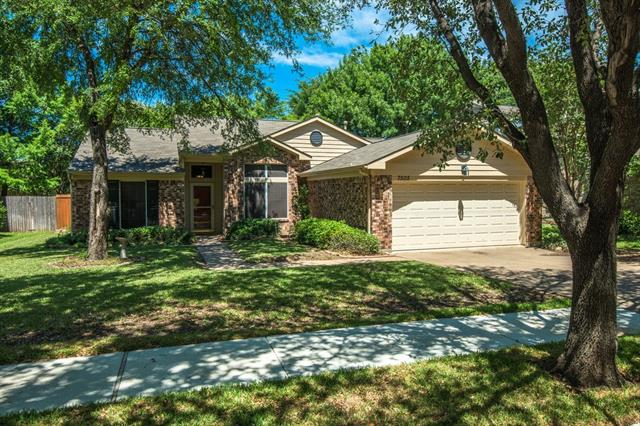 Photo of 7505 Los Padres Trail  Fort Worth  TX