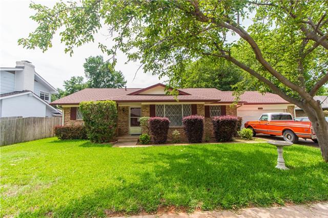 Photo of 3204 Monties Lane  Arlington  TX