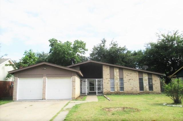 Photo of 1021 Edna Drive  Everman  TX