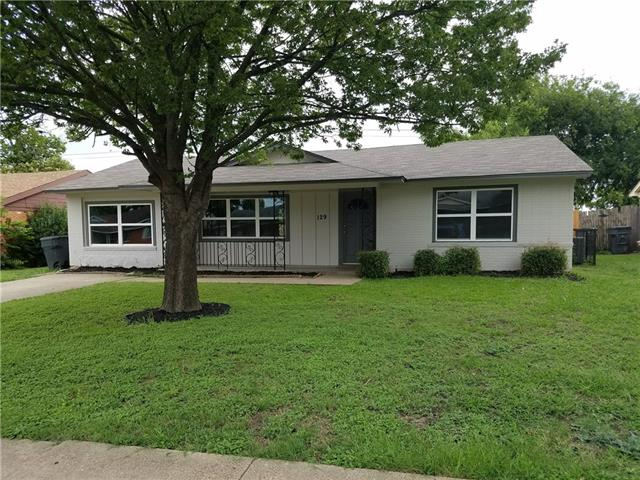 Photo of 129 W Cherry Point Drive  Dallas  TX