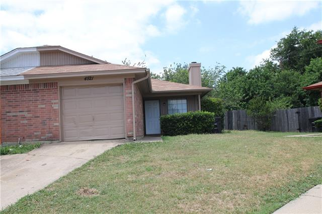 Photo of 4521 Compass Court  Fort Worth  TX